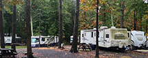 Long Term Campground | Hillwood Camping Park - Washington D.C., VA