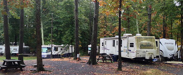 Extended Camping | Hillwood Camping Park - Washington D.C., VA